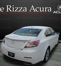 acura tl 2012 white sedan tech gasoline 6 cylinders front wheel drive automatic with overdrive 60462