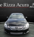 lexus gs 2007 black sedan 350 awd gasoline 6 cylinders all whee drive automatic with overdrive 60462