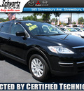 mazda cx 9 2008 black suv touring gasoline 6 cylinders all whee drive automatic 07702