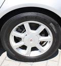 cadillac cts 2008 silver sedan 3 6l v6 gasoline 6 cylinders rear wheel drive automatic 07702