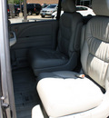honda odyssey 2007 gray van ex l gasoline 6 cylinders front wheel drive automatic 07702