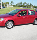 chevrolet cobalt 2010 red sedan lt xfe gasoline 4 cylinders front wheel drive 5 speed manual 33870