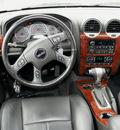 gmc envoy 2008 silver suv slt gasoline 6 cylinders 2 wheel drive automatic 98371