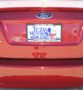 ford fusion 2008 red sedan i4 se gasoline 4 cylinders front wheel drive automatic 76108
