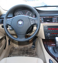 bmw 3 series 2008 lt  brown sedan 328i gasoline 6 cylinders rear wheel drive automatic 27616