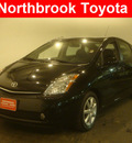 toyota prius 2008 black hatchback hybrid 4 cylinders front wheel drive automatic 60062