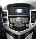 chevrolet cruze 2012 silver sedan lt gasoline 4 cylinders front wheel drive automatic 60007