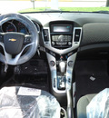 chevrolet cruze 2012 silver sedan lt gasoline 4 cylinders front wheel drive automatic 60007