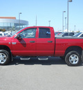 dodge ram 2500 2009 dk  red slt diesel 6 cylinders 4 wheel drive automatic with overdrive 99212