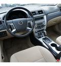 mercury milan 2010 white sedan i 4 gasoline 4 cylinders front wheel drive automatic 07060