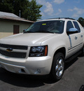 chevrolet avalanche 2011 white suv ltz flex fuel 8 cylinders 4 wheel drive automatic 27591