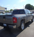chevrolet silverado 1500 2007 gray z71 8 cylinders 4 wheel drive automatic 45324