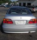 honda civic 1999 silver sedan gasoline 4 cylinders front wheel drive automatic 45324