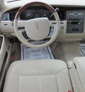 lincoln town car 2008 beige sedan signature limited gasoline 8 cylinders rear wheel drive automatic with overdrive 62863