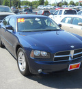 dodge charger 2006 blue sedan rt gasoline 8 cylinders rear wheel drive shiftable automatic 99212