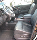 nissan murano 2009 black suv le gasoline 6 cylinders all whee drive automatic 45840