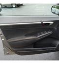 honda civic 2007 dk  gray sedan si gasoline 4 cylinders front wheel drive 6 speed manual 08844