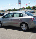 nissan sentra 2012 gray sedan 2 0 s gasoline 4 cylinders front wheel drive cont  variable trans  99301
