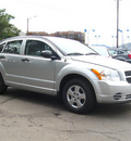 dodge caliber 2011 silver hatchback express gasoline 4 cylinders front wheel drive 5 speed manual 80301