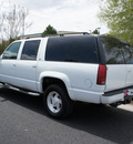 chevrolet suburban 1997 white suv supercharged gasoline v8 4 wheel drive automatic with overdrive 80012