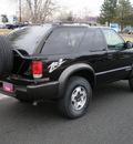 chevrolet blazer 2000 black suv ls zr2 auto 4x4 gasoline v6 4 wheel drive automatic 80012