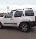 nissan xterra 2011 white suv pro 4x gasoline 6 cylinders 4 wheel drive 5 speed automatic 99301