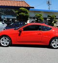 hyundai genesis 2012 tsukuba red coupe a t gasoline 4 cylinders rear wheel drive automatic 94010