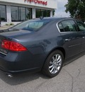 buick lucerne 2010 dk  gray sedan super 1xs gasoline 8 cylinders front wheel drive automatic 46219