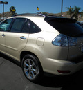 lexus rx 350 2009 gold suv gasoline 6 cylinders front wheel drive automatic 92235