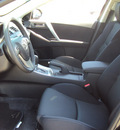 mazda mazda3s 2011 black sedan sport gasoline 4 cylinders front wheel drive automatic 32901
