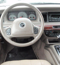 mercury grand marquis 2003 beige sedan ls premium gasoline 8 cylinders sohc rear wheel drive automatic 98632