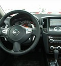 nissan maxima 2011 silver sedan gasoline 6 cylinders front wheel drive not specified 46219