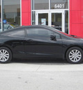 honda civic 2012 black coupe ex gasoline 4 cylinders front wheel drive automatic 33884