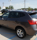 nissan rogue 2009 brown metallic suv sl gasoline 4 cylinders all whee drive shiftable automatic 76210