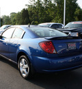 saturn ion 2006 blue coupe gasoline 4 cylinders front wheel drive 5 speed manual 27215