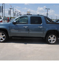 chevrolet avalanche 2011 blue lt flex fuel 8 cylinders 2 wheel drive 6 spd auto 77090