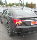 chrysler 200 2011 brilliant black cry sedan s flex fuel 6 cylinders front wheel drive shiftable automatic 99212