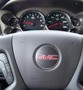 gmc sierra 2500hd 2011 red work truck gasoline 8 cylinders 4 wheel drive not specified 44024