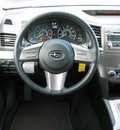 subaru outback 2010 blue wagon 2 5i premium gasoline 4 cylinders all whee drive autostick 55811