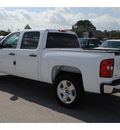chevrolet silverado 1500 2011 white lt flex fuel 8 cylinders 2 wheel drive 6 spd auto 77090