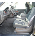 chevrolet suburban 2011 black suv ls 1500 flex fuel 8 cylinders 2 wheel drive 6 spd auto,hd,elec cntllo 77090