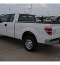 ford f 150 2011 white xl flex fuel 6 cylinders 2 wheel drive automatic 77388