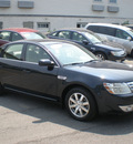 ford taurus 2008 blue sedan sel gasoline 6 cylinders front wheel drive automatic with overdrive 13212