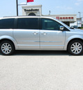 chrysler town and country 2011 silver van touring l flex fuel 6 cylinders front wheel drive automatic 45840