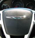 chrysler 200 2011 black sedan s flex fuel 6 cylinders front wheel drive automatic 45840
