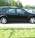 ford freestyle 2005 black suv limited awd gasoline 6 cylinders all whee drive automatic 45840