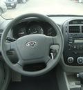 kia spectra 2008 silver sedan ex gasoline 4 cylinders front wheel drive automatic 45342