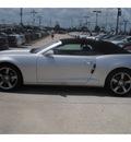 chevrolet camaro convertible 2011 silver lt gasoline 6 cylinders rear wheel drive 6 spd auto 77090