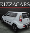 kia soul 2010 light blue hatchback gasoline 4 cylinders front wheel drive automatic with overdrive 60546