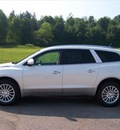 buick enclave 2011 white suv cxl 1 gasoline 6 cylinders front wheel drive not specified 44024